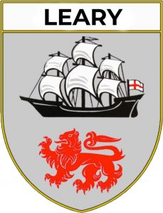 Leary-family-crest